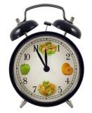 Diet clock concept